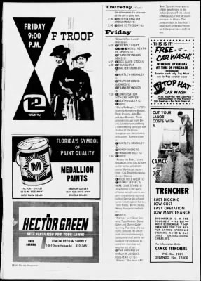 The Palm Beach Post from West Palm Beach, Florida on November 10, 1968 · Page 190