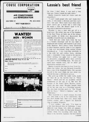 The Palm Beach Post from West Palm Beach, Florida on November 10, 1968 · Page 200
