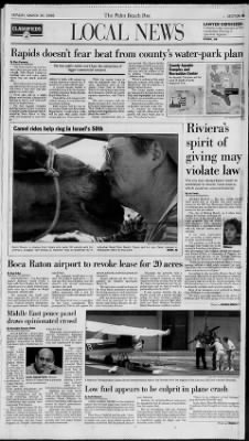 The Palm Beach Post from West Palm Beach, Florida on March 30, 1998 · Page 91