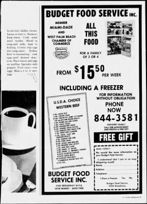 The Palm Beach Post from West Palm Beach, Florida on November 10, 1968 · Page 207