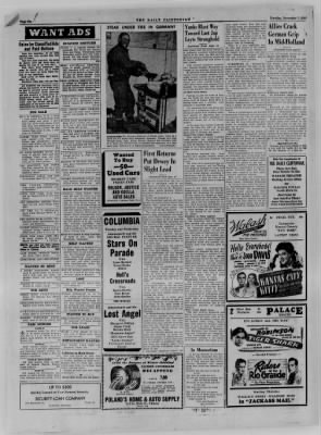 The Daily Clintonian from Clinton, Indiana on November 7, 1944 · Page 6