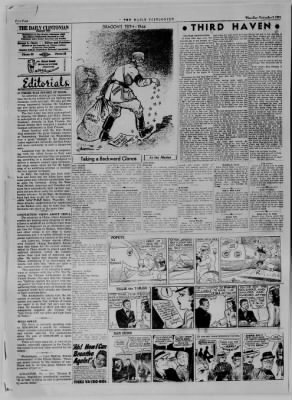 The Daily Clintonian from Clinton, Indiana on November 9, 1944 · Page 4