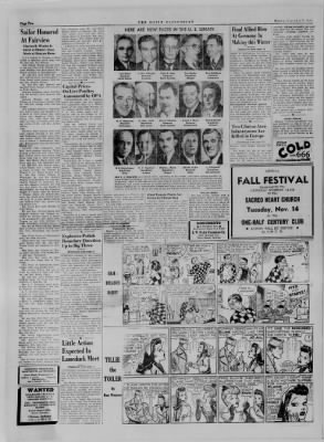 The Daily Clintonian from Clinton, Indiana on November 13, 1944 · Page 2