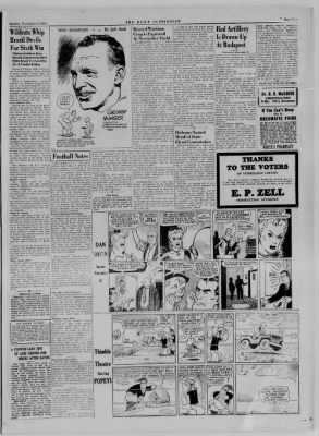 The Daily Clintonian from Clinton, Indiana on November 13, 1944 · Page 5
