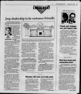The Palm Beach Post from West Palm Beach, Florida on March 30, 1998 · Page 56