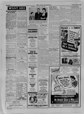 The Daily Clintonian from Clinton, Indiana on November 17, 1944 · Page 8