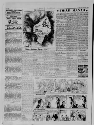 The Daily Clintonian from Clinton, Indiana on November 20, 1944 · Page 4