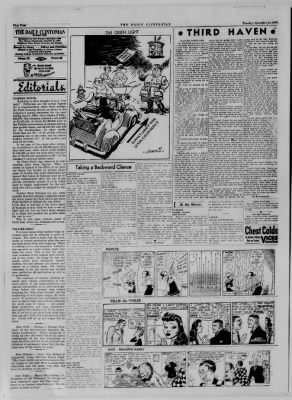 The Daily Clintonian from Clinton, Indiana on November 21, 1944 · Page 4