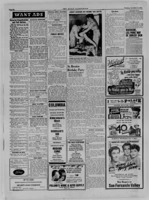 The Daily Clintonian from Clinton, Indiana on November 21, 1944 · Page 6