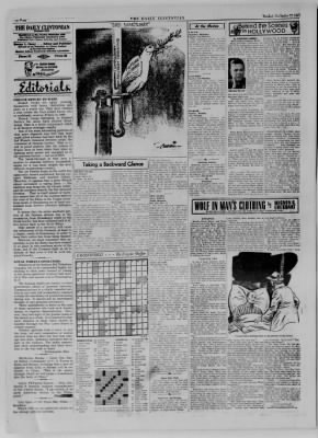 The Daily Clintonian from Clinton, Indiana on November 27, 1944 · Page 4