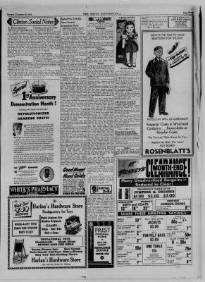 The Daily Clintonian from Clinton, Indiana on November 28, 1944 · Page 3