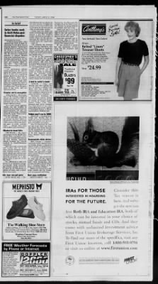 The Palm Beach Post from West Palm Beach, Florida on March 31, 1998 · Page 60