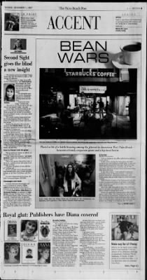 The Palm Beach Post from West Palm Beach, Florida on December 1, 1997 · Page 120