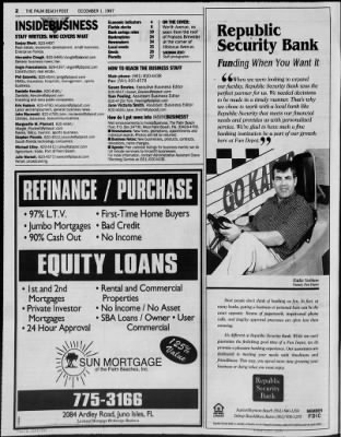 The Palm Beach Post from West Palm Beach, Florida on December 1, 1997 · Page 48