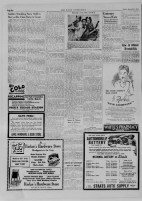 The Daily Clintonian from Clinton, Indiana on December 1, 1944 · Page 2