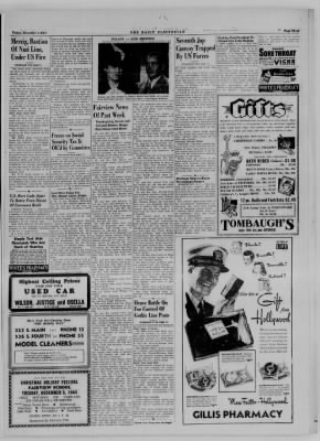 The Daily Clintonian from Clinton, Indiana on December 1, 1944 · Page 3