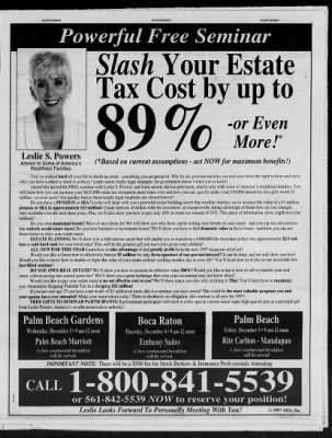 The Palm Beach Post from West Palm Beach, Florida on December 1, 1997 · Page 54