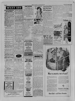 The Daily Clintonian from Clinton, Indiana on December 4, 1944 · Page 6