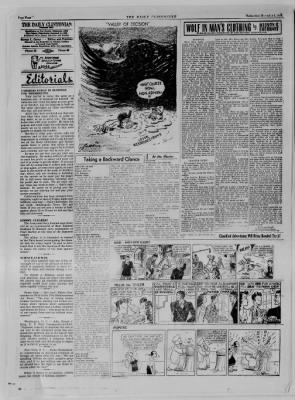 The Daily Clintonian from Clinton, Indiana on December 6, 1944 · Page 4
