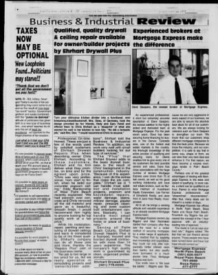 The Palm Beach Post from West Palm Beach, Florida on December 1, 1997 · Page 84