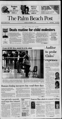 The Palm Beach Post from West Palm Beach, Florida on December 2, 1997 · Page 57