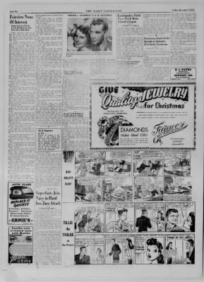 The Daily Clintonian from Clinton, Indiana on December 8, 1944 · Page 6