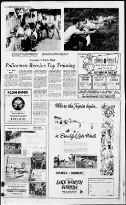The Palm Beach Post from West Palm Beach, Florida on November 10, 1968 · Page 138