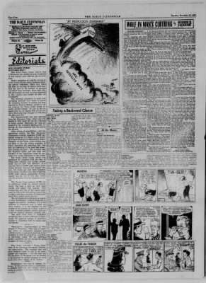 The Daily Clintonian from Clinton, Indiana on December 12, 1944 · Page 4