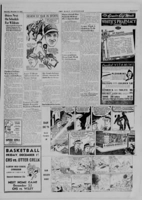 The Daily Clintonian from Clinton, Indiana on December 14, 1944 · Page 7