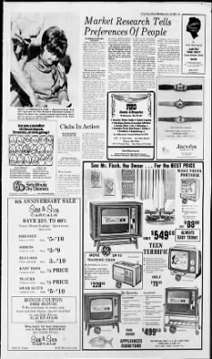 The Palm Beach Post from West Palm Beach, Florida on November 11, 1968 · Page 15