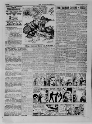 The Daily Clintonian from Clinton, Indiana on December 20, 1944 · Page 4
