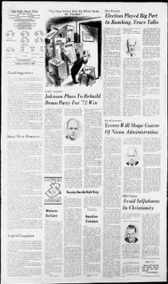 The Palm Beach Post from West Palm Beach, Florida on November 12, 1968 · Page 6