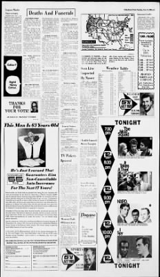 The Palm Beach Post from West Palm Beach, Florida on November 12, 1968 · Page 11