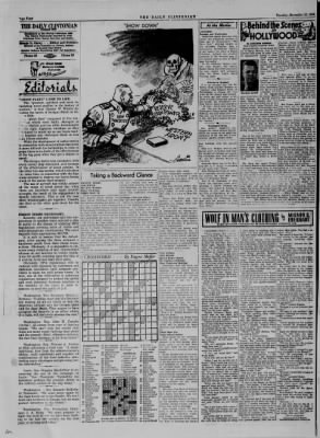 The Daily Clintonian from Clinton, Indiana on December 26, 1944 · Page 4