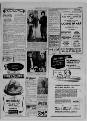 The Daily Clintonian from Clinton, Indiana on December 27, 1944 · Page 3