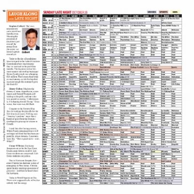 Democrat and Chronicle from Rochester, New York on October 18, 2015 · Page T10
