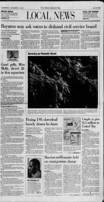 The Palm Beach Post from West Palm Beach, Florida on December 3, 1997 · Page 28