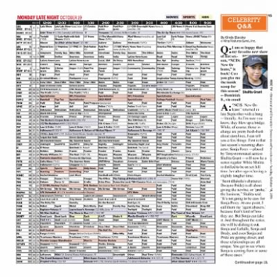 Democrat and Chronicle from Rochester, New York on October 18, 2015 · Page T15