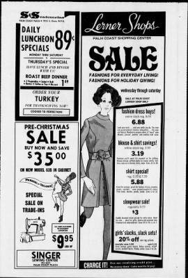 The Palm Beach Post from West Palm Beach, Florida on November 13, 1968 · Page 53
