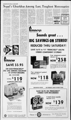 The Palm Beach Post from West Palm Beach, Florida on November 14, 1968 · Page 8