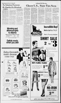 The Palm Beach Post from West Palm Beach, Florida on November 14, 1968 · Page 10