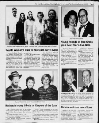 The Palm Beach Post from West Palm Beach, Florida on December 3, 1997 · Page 96