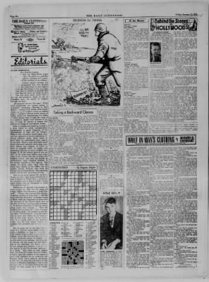 The Daily Clintonian from Clinton, Indiana on January 12, 1945 · Page 6