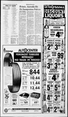 The Palm Beach Post from West Palm Beach, Florida on November 14, 1968 · Page 32
