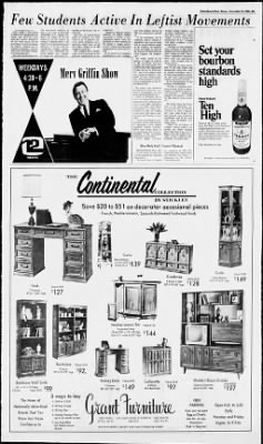 The Palm Beach Post from West Palm Beach, Florida on November 14, 1968 · Page 37