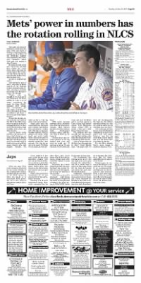 Democrat and Chronicle from Rochester, New York on October 20, 2015 · Page D5