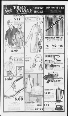 The Palm Beach Post from West Palm Beach, Florida on November 16, 1968 · Page 12