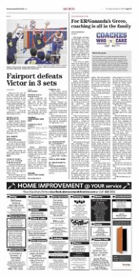 Democrat and Chronicle from Rochester, New York on October 22, 2015 · Page D7