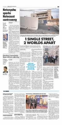 Democrat and Chronicle from Rochester, New York on October 22, 2015 · Page B3