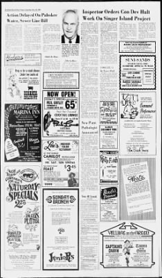 The Palm Beach Post from West Palm Beach, Florida on November 16, 1968 · Page 20
